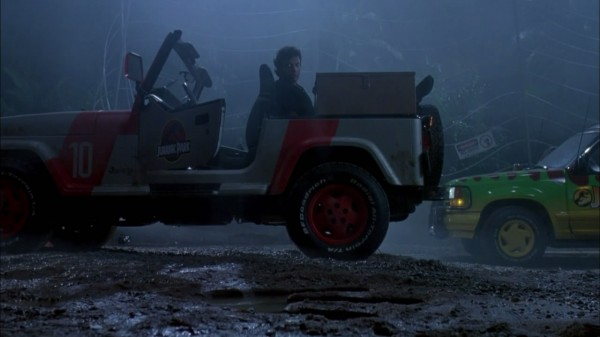 The Jeeps Of Jurassic Park Jurassic Jeep 65 Million Years In The Making
