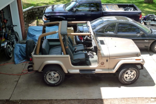 I ... & Top down doors off. \u2013 Jurassic Jeep: 65 Million Years in the Making Pezcame.Com