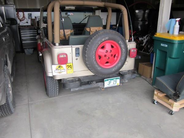 Jeep Plates
