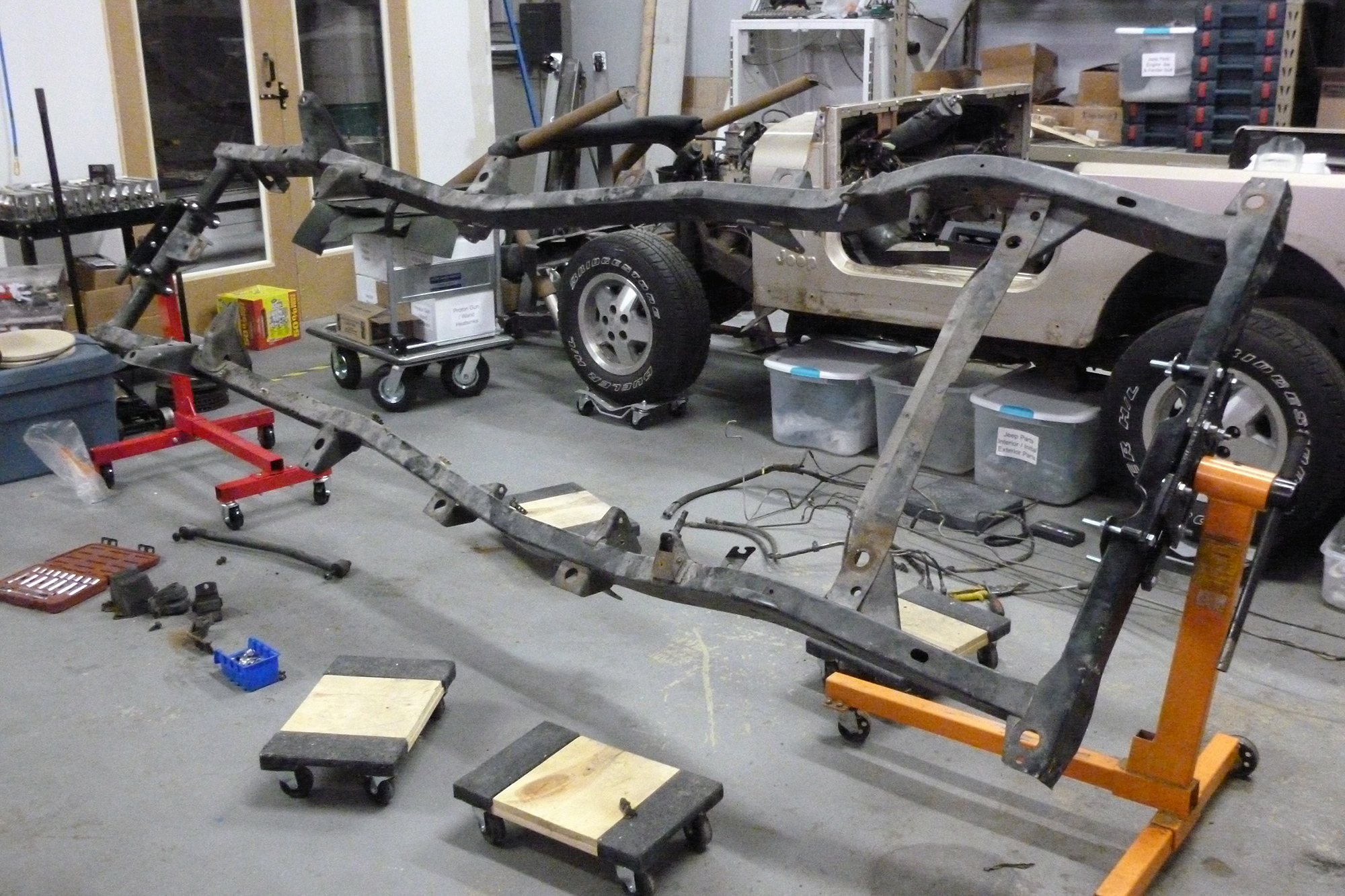 Frame – Jurassic Jeep: 65 Million Years in the Making