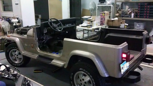 Jurassic Jeep 65 Million Years In The Making
